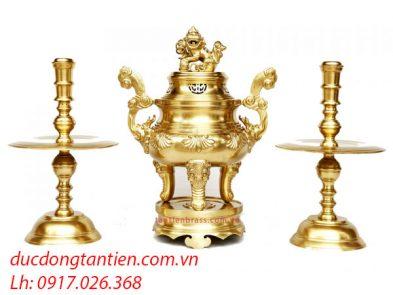 Bộ Tam Sự Đồng Vàng Cao Cấp