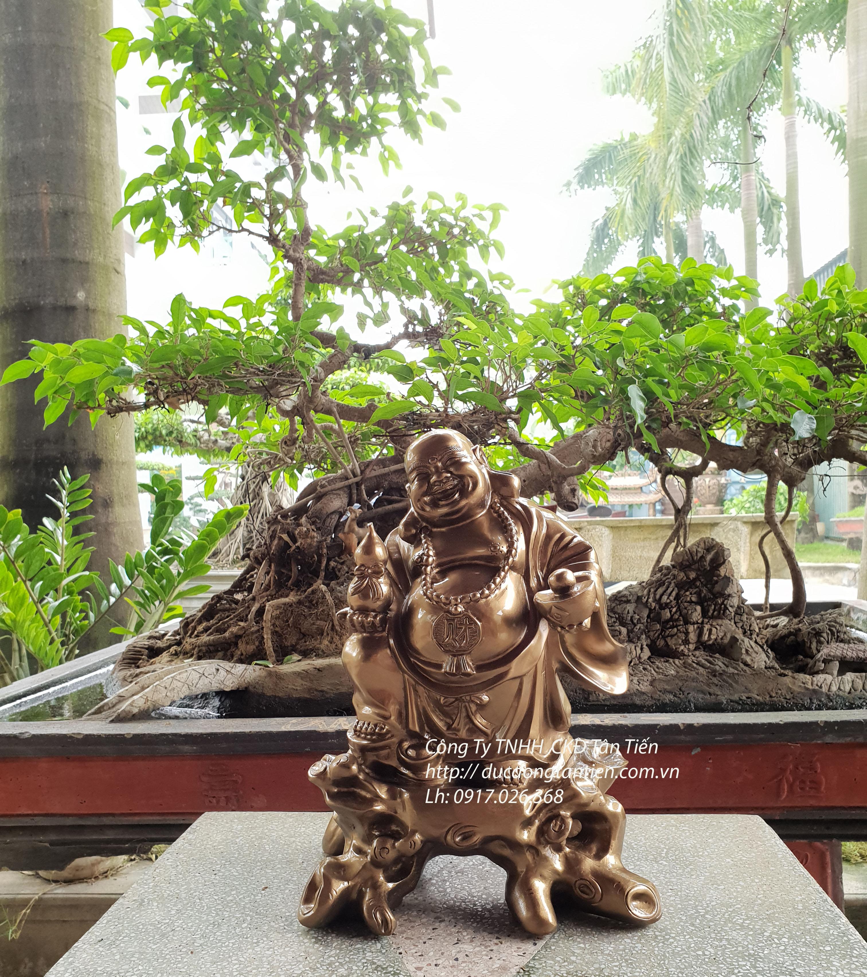 Tượng Phật Di Lặc Đứng Cao 30cm