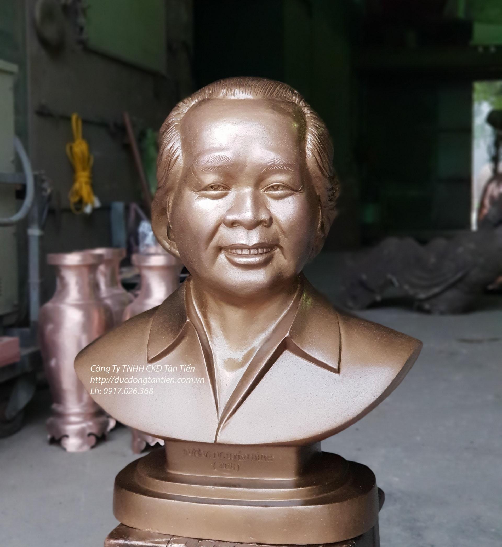 Tượng Chân Dung TCD05