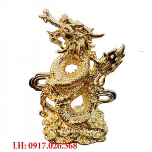 Rồng mạ vàng 03