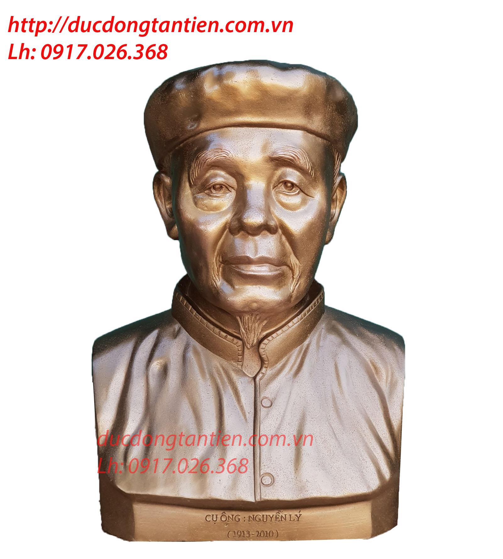 Tượng Chân Dung Ông Bà TCD07