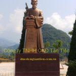 Công Ty Đúc Đồng Tân Tiến Lắp Đặt Tượng Đài Lê Quý Đôn An Vị Tại Tỉnh Lai Châu