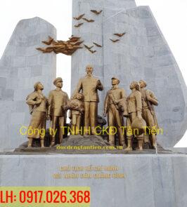 Hoàn Thành Tượng Đài Chủ Tịch Hồ Chí Minh với Nhân Dân Quảng Bình